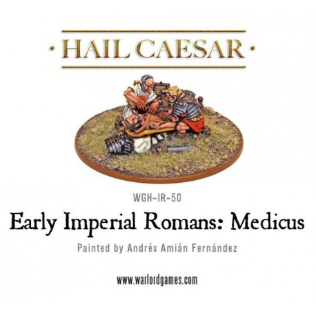 Early Imperial - Roman Medicus