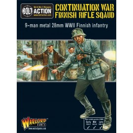 Finnish Infantry boxed set