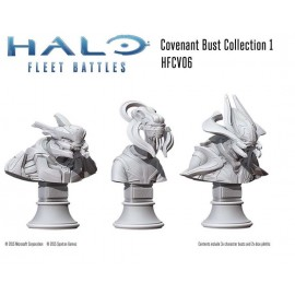 Covenant Commanders & Heroes Collection 1