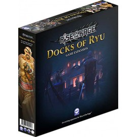 Rise Of The Kage Expansion - Docks Of Ryu