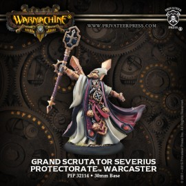 Grand Scrutator Severius Protectorate Warcaster