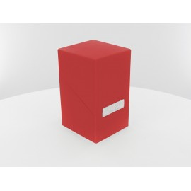 UG Monolith Deck Case 100+ Standard Size Red
