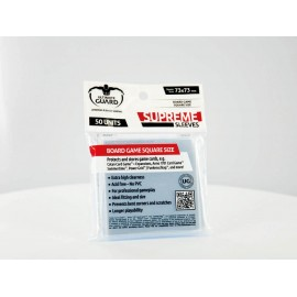 UG Supreme Sleeves for Board Game Cards Square (50)