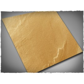 4ft x 4ft, Desert Theme Mousepad Games Mat