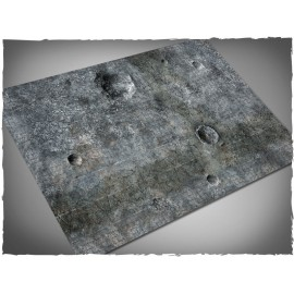 4ft x 6ft, City Ruins Theme Mousepad Games Mat