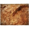 3ft x 3ft, Red Planet Theme Mousepad Games Mat