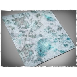 3ft x 3ft, Frostgrave Theme Cloth Games Mat