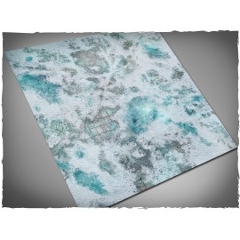 4ft x 4ft, Frostgrave Theme Cloth Games Mat