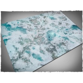 4ft x 6ft, Frostgrave Theme Cloth Games Mat