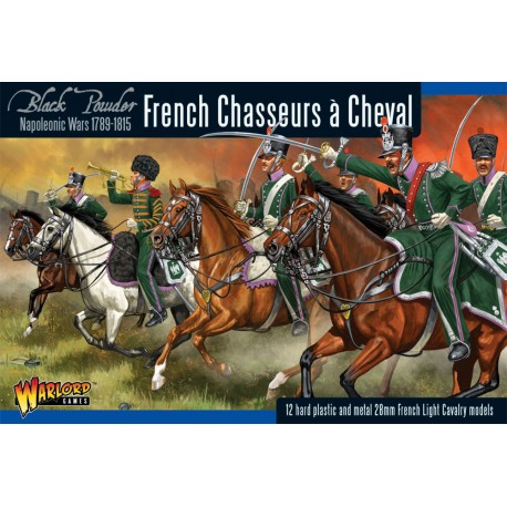 Napoleonic French Chasseurs a Cheval Light Cavalry