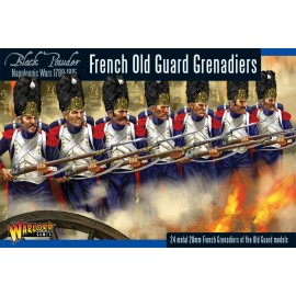 Napoleonic French Old Guard Grenadiers