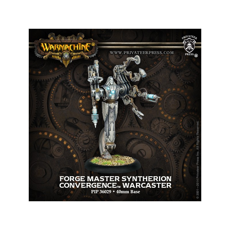 Forge Master Syntherion Privateer Press