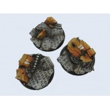 50mm Round TauCeti Bases