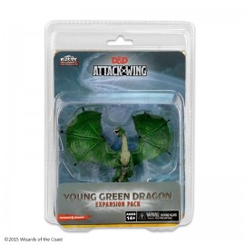 D&D Attack Wing Wave 10 - Green Dragon