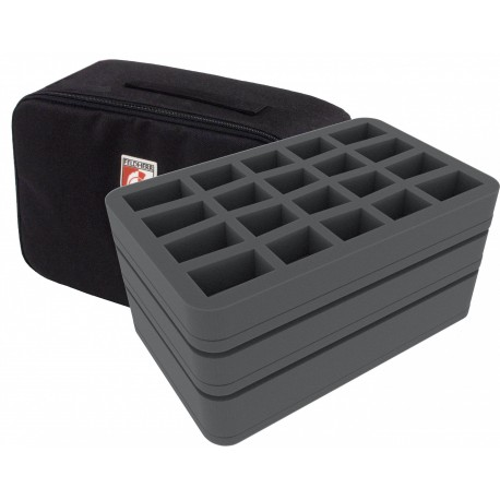 Feldherr MINI PLUS Case for 52 Mice and Mystics figures