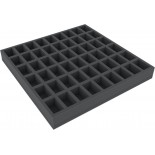 Tray with 54 slots for Zombicide boadgame boxes