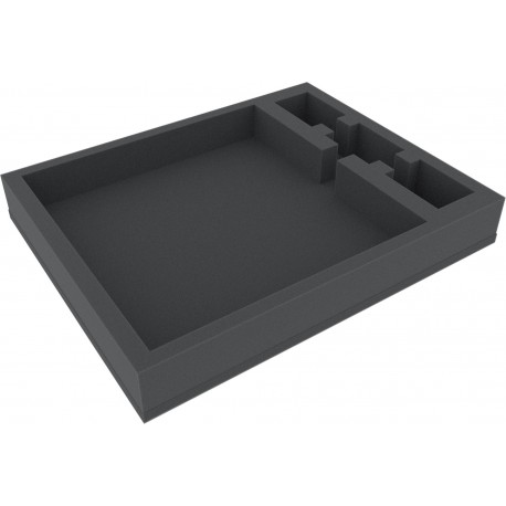 50 mm Foam Tray for Zombicide Token, Tiles and Cards