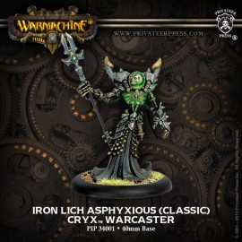Iron Lich Asphyxious - Classic