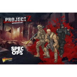 Project Z - Special Operations Team expansion
