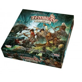 Zombicide Black Plague: Wolfsburg Expansion