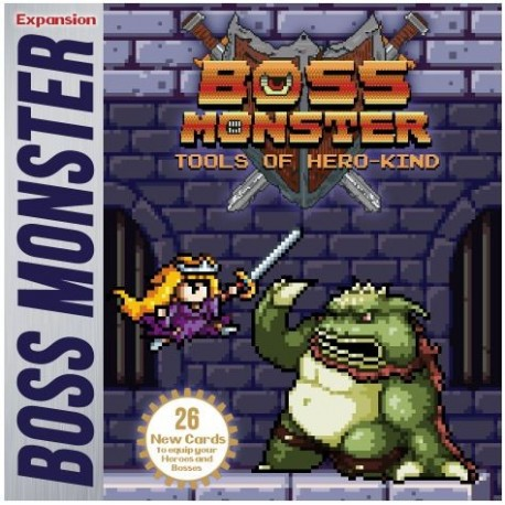 Boss Monster Tools of the Hero Kind