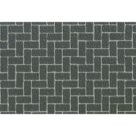 Diorama Material Sheet (Gray-Colored Brickwork A)