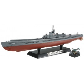 Japanese Navy Aircraft Carrier Submarine I-400