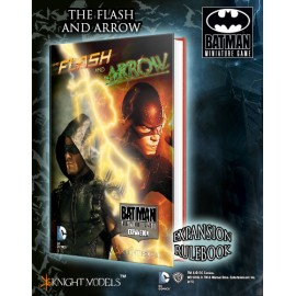 The Flash and Arrow Expansion Rule Book