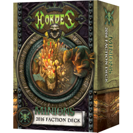 Minions 2016 Faction Deck