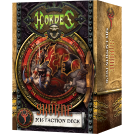 Skorne 2016 Faction Deck