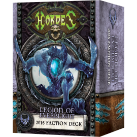 Legion of Everblight 2016 Faction Deck