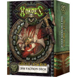 Circle Orboros 2016 Faction Deck