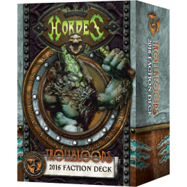 Trollbloods 2016 Faction Deck