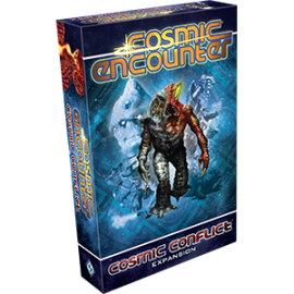 Cosmic Encounter Conflict Exp.
