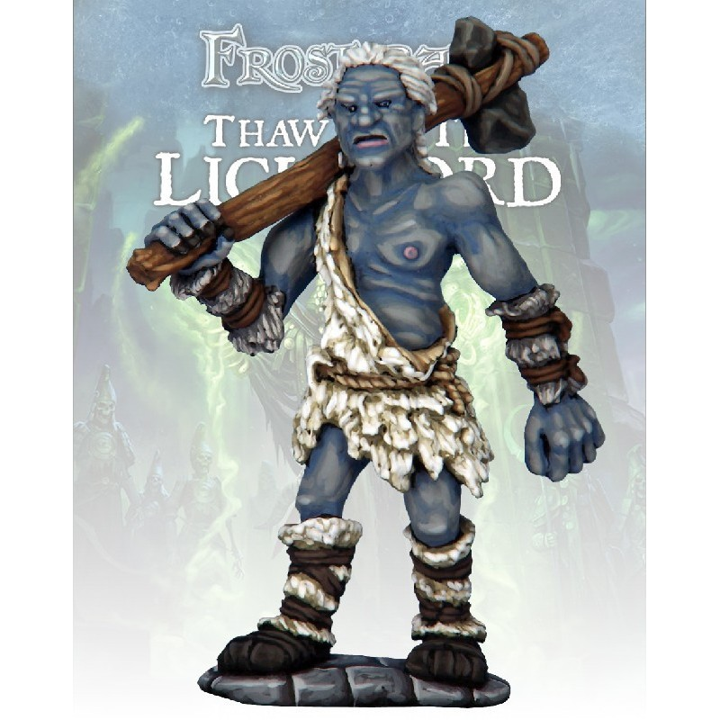 Frost Giant Frostgrave Wargames Wayland Games