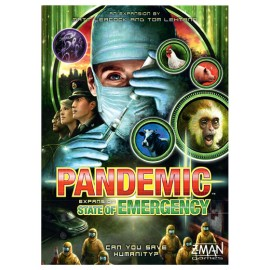 Pandemic - State Of Emergency