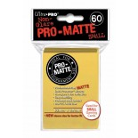 Pro Matte Small Yellow DPD Deck Protector