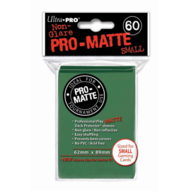 Ultra Pro - Pro Matte Small Green DPD Deck Protector