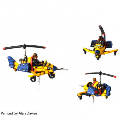 Law Flyer - Gyrocopter