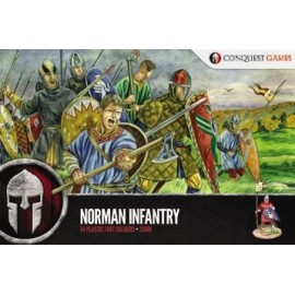 Norman Infantry