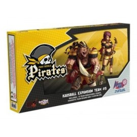 Kaosball Team Port Royale Pirates