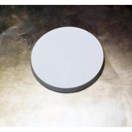 Beveled Edge: 55mm Solid Blank