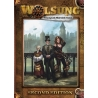 Wolsung Steampunk Skirmish Rulebook - Second Edition