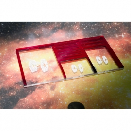 Empire Space Dashboard - Red
