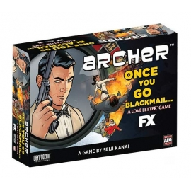 Archer Love Letter - Once You Go Blackmail...