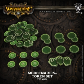 Mercenaries Token Set