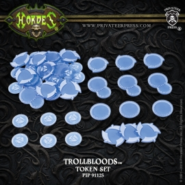 Trollbloods Token Set