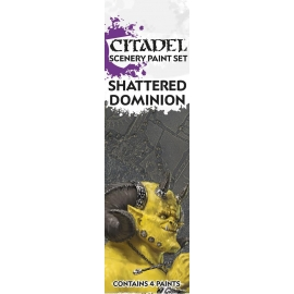 Shattered Dominion Paint Set