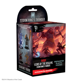 D&D Icons of the Realms Storm King's Thunder Booster Brick - 8 boosters