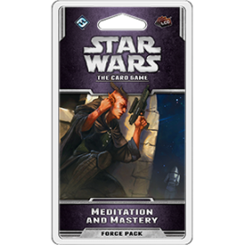 Mediation and Mastery Force Pack: Star Wars LCG